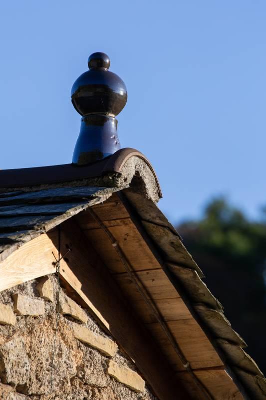 épi-brun-sur-toit