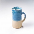 al-terrre-poterie-pichet-bicolore