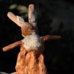 Lapin poterie atelier enfants