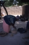 façonnage de fond de pot à Banibougou
